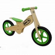 Bicicleta Equilibrio Bex Verde
