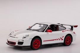 Autocontrol Rastar Porsche Blanco