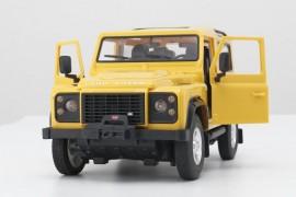Autocontrol Rastar Land Rover Amarillo
