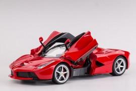 Autocontrol Rastar Ferrari Rojo