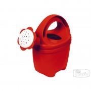Regadera Plástica Roja