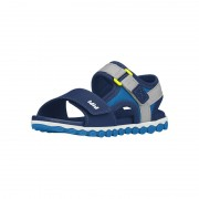 Sandalia Summer Roller Sport Azul y Gris
