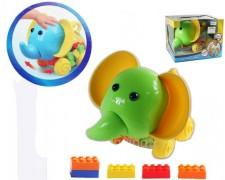 Elefante Con Bloques Lego