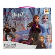 Puzzle 100 Piezas Maleta Frozen