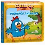 Gallina Pintadita. Pequeños Animales. Impermeable.