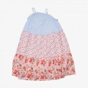 Vestido Print Niña Celeste Pillin PVS838CEL
