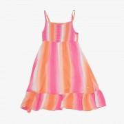 Vestido Niña Naranjo Pillin PVS867NAR
