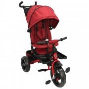 Triciclo Bebeglo Reversible One Click - Rojo