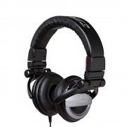 Audífonos Dubstep, color negro