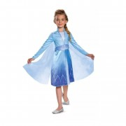 Frozen 2 - Disfraz Elsa - Niña 7 A 8 Años - Talla M - Disney