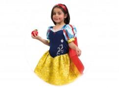 Disfraz Deluxe Blanca Nieves - Niñas 4 A 5 Años -Pronobel - Disney