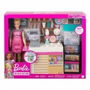 Barbie - Cafeteria - Accesorios