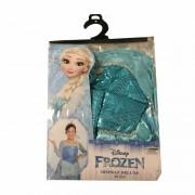 Frozen - Disfraz Deluxe - Elsa - 4 A 5 Años -Pronobel - Disney