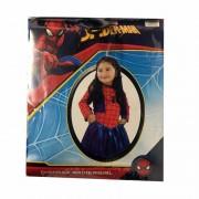 Disfraz - Spidergirl  - 6 A 7 Años - Marvel