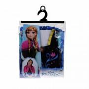 Frozen - Disfraz Deluxe Anna - 4 A 5 Años - Disney