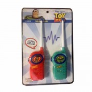 Toy Story - Walkie Talkie - Buzz Ligthyear Y Woody - Disney - Pronobel