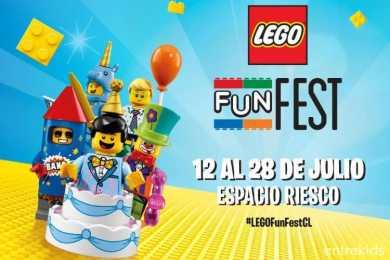 Lego Fun Fest 2019 - Panoramas con niños